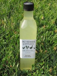 Sarımsaklı Limonlu Sirke (500 ml)